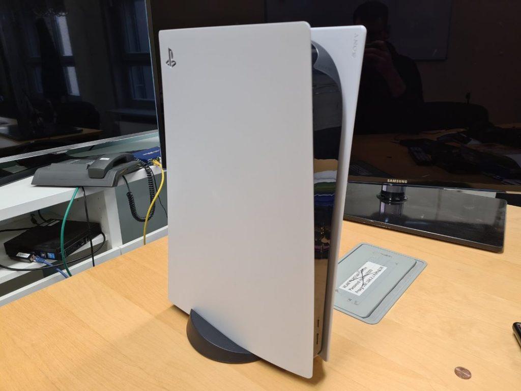 PS5 Test, Bild von der GamePro