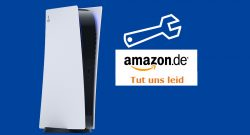 PlayStation 5 Amazon tut uns leid