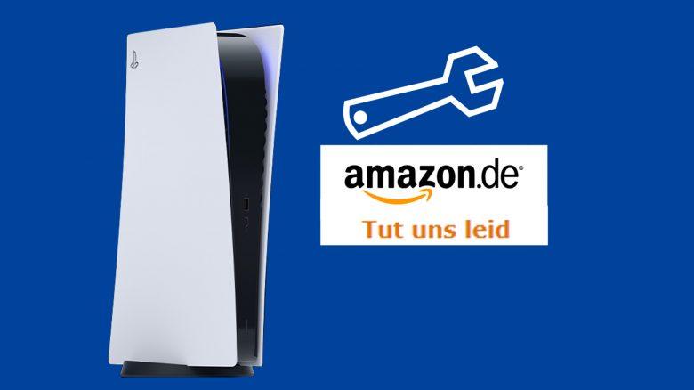 Vorbestell-Chaos bei PS5: Sogar Amazon bricht zusammen