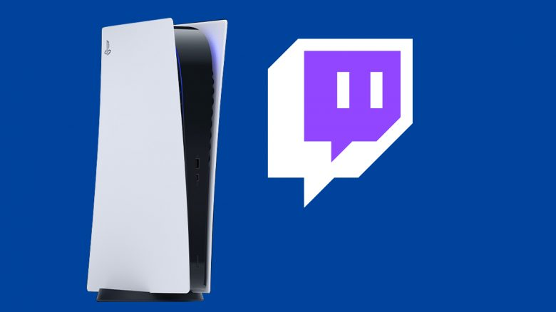 PlayStation 5 Twitch Titel