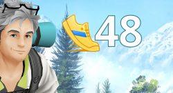 Pokémon GO Level 48 Titel