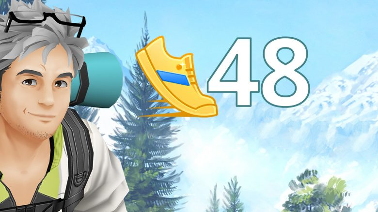 Pokémon GO Level 48 Titel
