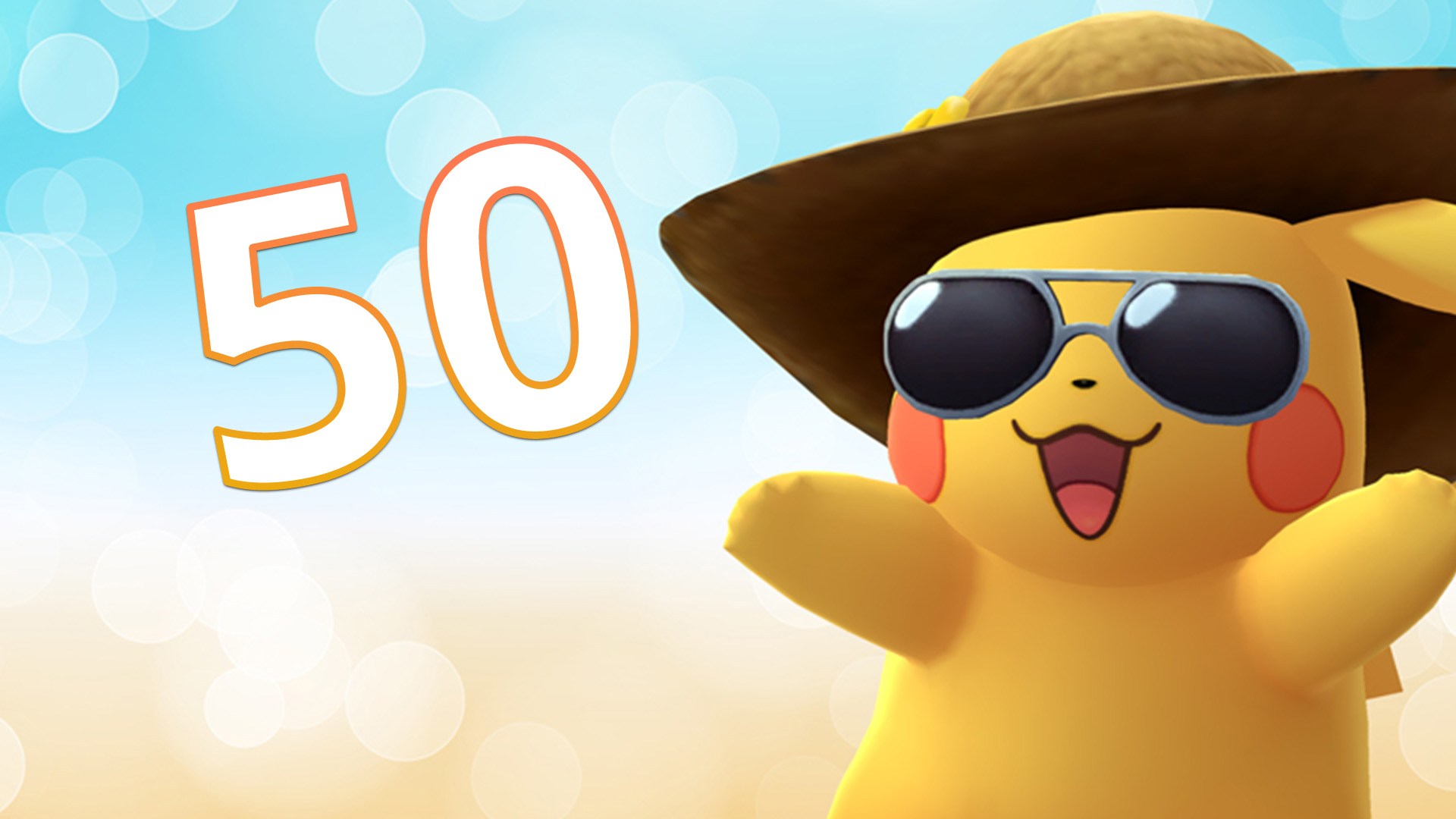 Pokémon GO Level 50 Titel
