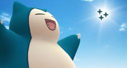 Pokémon GO Relaxo Shiny Titel