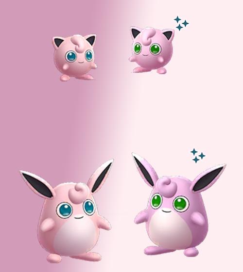 Pokémon GO Shiny Pummeluff