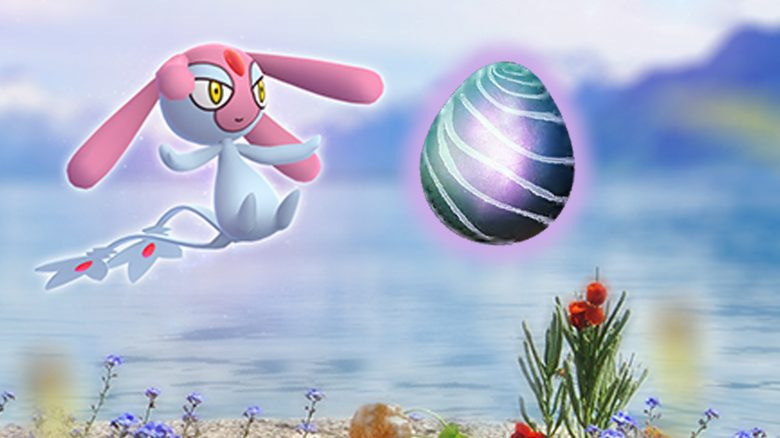 Pokémon GO Vesprit Titel