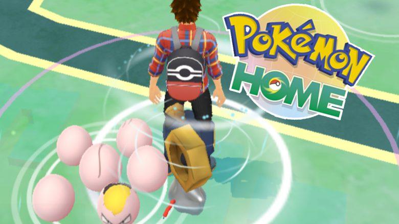 Pokémon GO mit Home verbinden – Wie geht das und was bringt es?