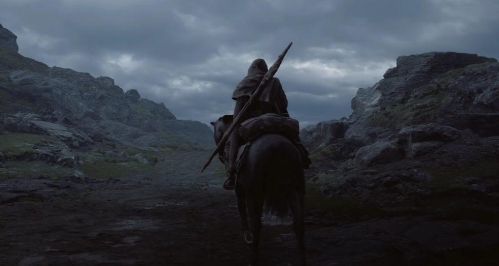 RISE MMORPG Pferd