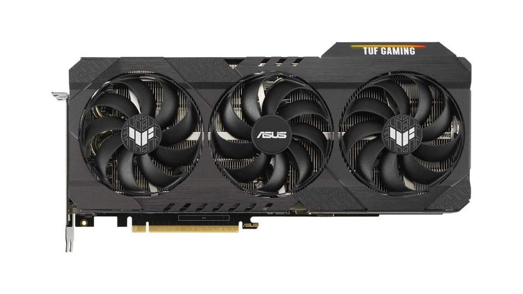 RTX 3080 Asus