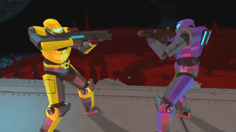 Neuer PvP-Shooter mixt Minecraft mit Battlefield – Das steckt in Sector's Edge