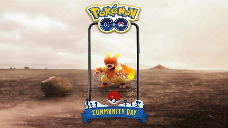 Pokémon GO: Community Day mit Magmar – So nutzt ihr ihn am besten