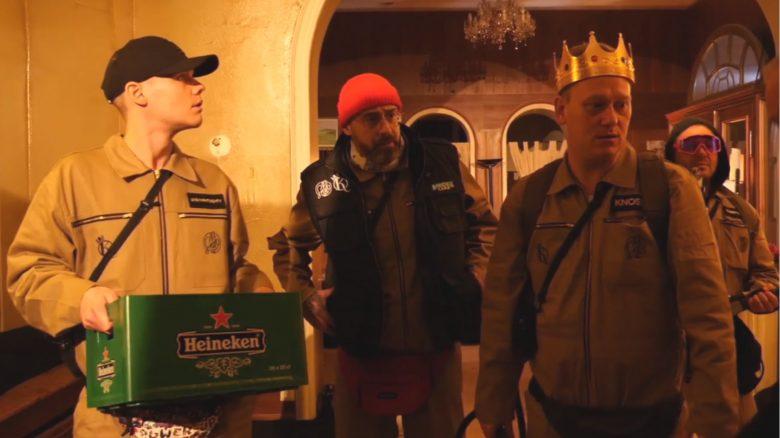 So gut lief das Horrorcamp mit Knossi und Sido, das am Wochenende Twitch dominierte