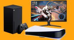 7 Gaming-Monitore, um das Beste aus PS5 und Xbox Series X herauszuholen