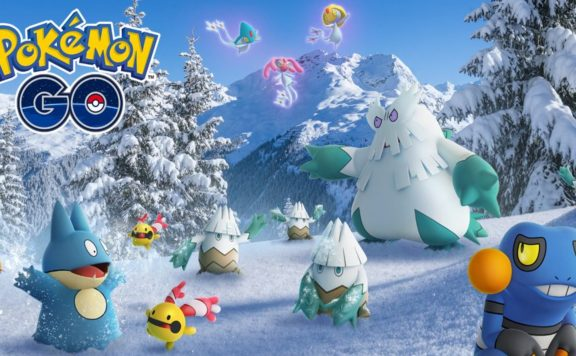 Winter Pokemon GO Weihnachten
