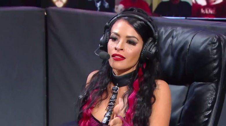 WWE entlässt Wrestlerin, wohl weil sie auf Twitch streamt, obwohl's verboten ist