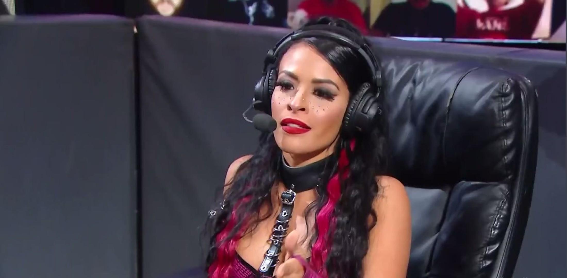 WWE entlässt Wrestlerin Zelina Vega offenbar wegen Twitch