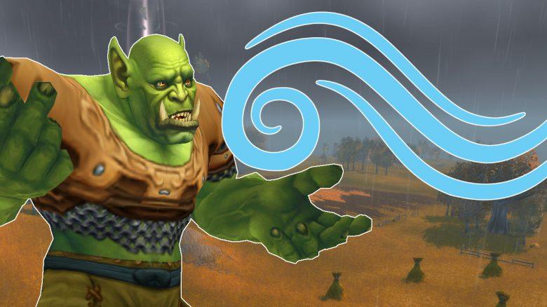 WOW Classic Wind Orc Frage titel titel 1280x720