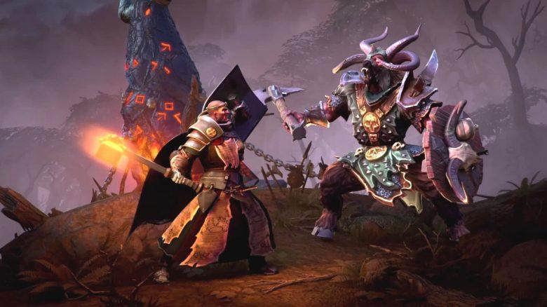 Neues Warhammer-MMORPG startet bald die Beta – So nehmt ihr teil