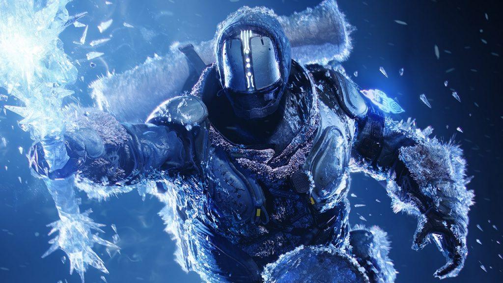 Warlock Stasis Destiny 2