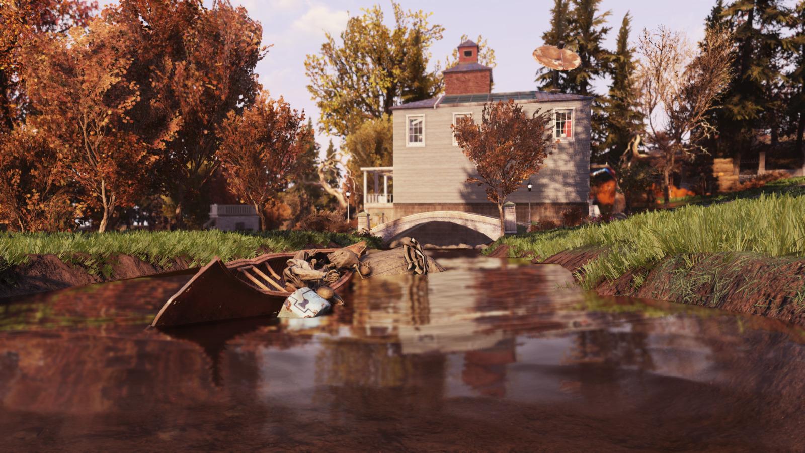 Ein schönes C.A.M.P. in Fallout 76