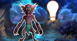 WoW Shadowlands Ardenwald Quest Licht Titel