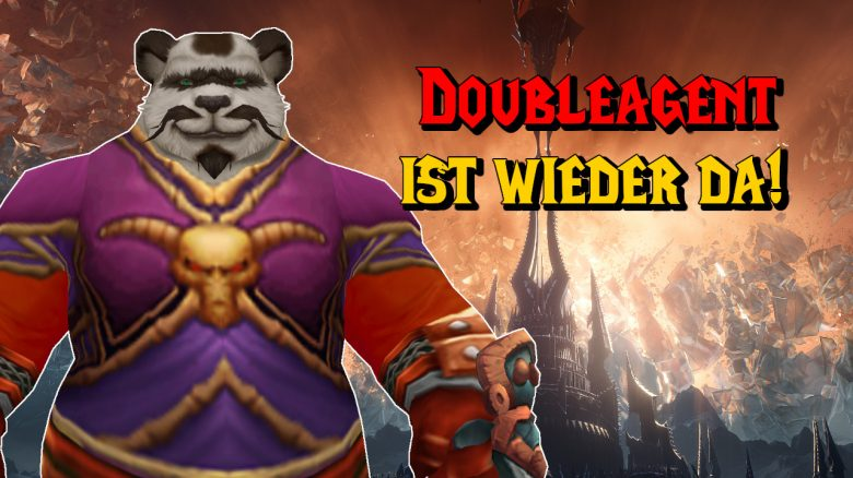 WoW Doubleagent Shadowlands title titel 1280x720
