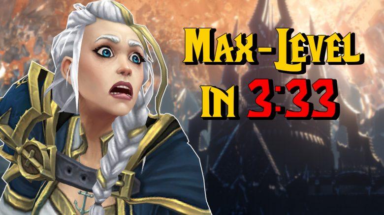 WoW: Level-Experte bringt Charakter in Rekordzeit auf Stufe 50