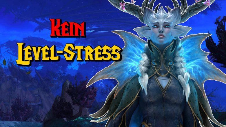 WoW Kein Levelstress Winterqueen titel title 1280x720