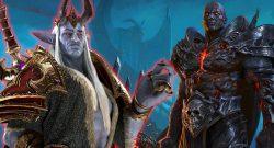 WoW Shadowlands Denathrius Bolvar titel title 1280x720