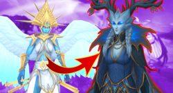 WoW Shadowlands Pakt wechseln Titel 2