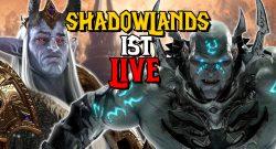 WoW: Shadowlands ist live! Ab jetzt könnt ihr in die Schattenlande