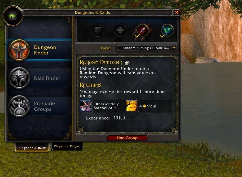 WoW level guide dungeon browser neu
