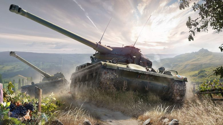 World of Tanks Next Gen