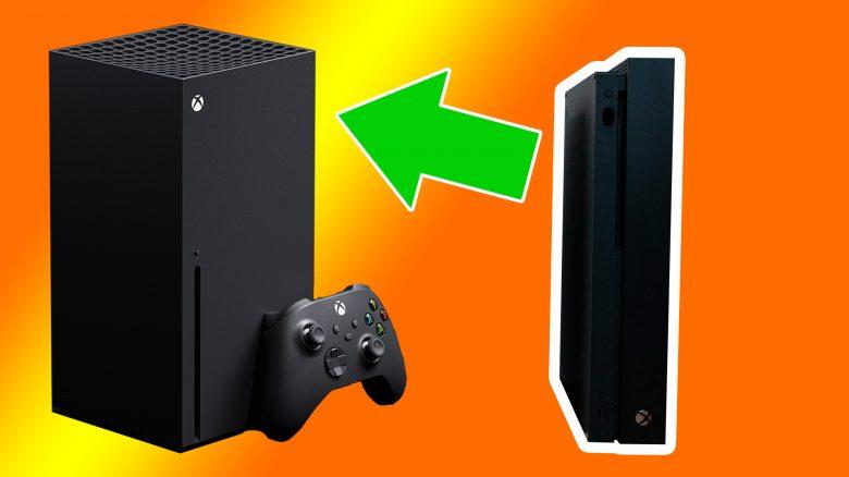 So verschiebt ihre eure Xbox-One-Spiele auf die Xbox Series X – Ohne Download