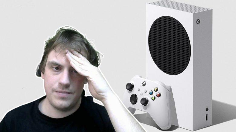 Xbox Series S Alex Erbärmlich Titel