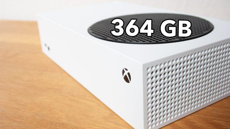 Darum ist die kleine Festplatte der Xbox Series S nicht so schlimm, wie ihr denkt