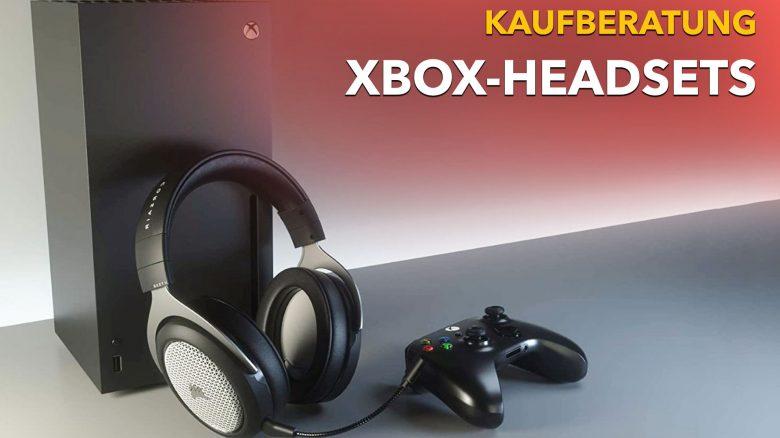 Die besten Gaming-Headsets für die Xbox Series X|S