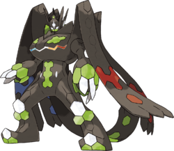 Zygarde Pokemon GO