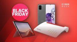 Amazon Black Friday: Samsung Galaxy S20+ & FRITZ! Box im Angebot