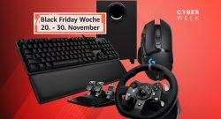 Logitech Gaming-Mäuse, -Tastaturen und mehr stark reduziert bei Amazon