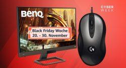 Gaming-Maus-Klassiker, Spielemonitor und mehr reduziert bei Amazon