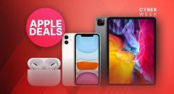 Apple Black Friday: Die besten Angebote für iPhone, AirPods & iPad