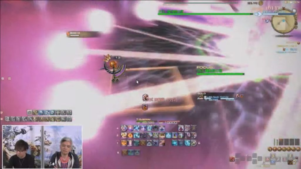 ffxiv cloud of darkness 5.4 4
