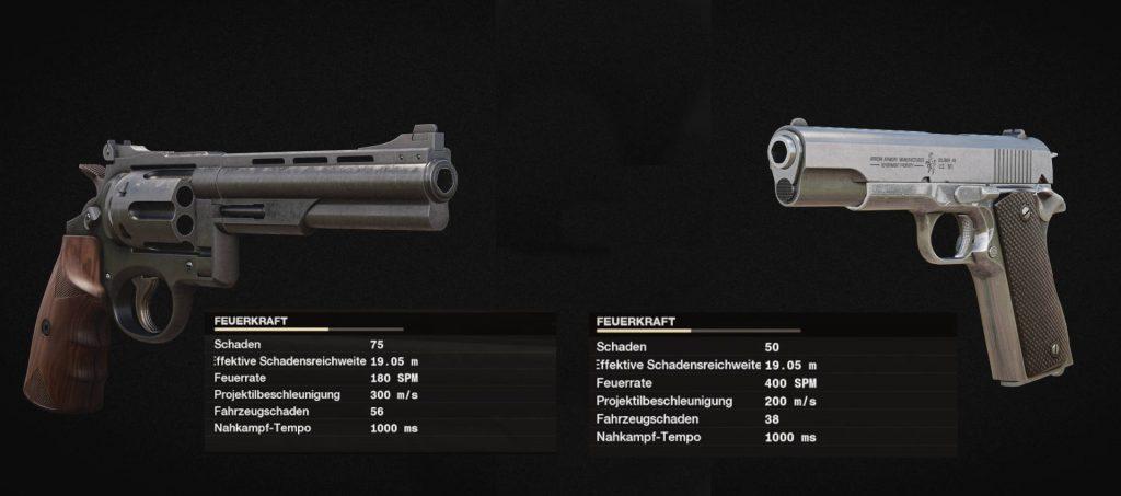 cod cold war beste waffen pistolen auswahl