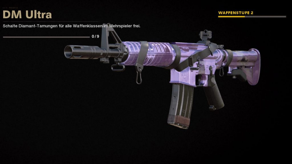 cod cold war camos dm ultra