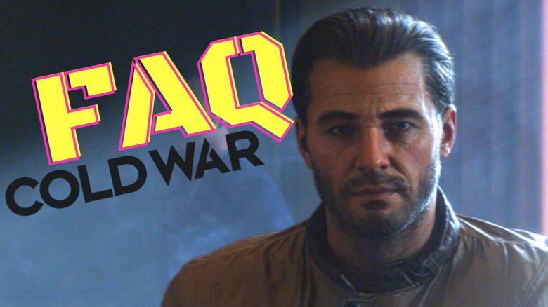 Wichtigste Fragen zu CoD Black Ops Cold War schnell beantwortet – FAQ zum Release