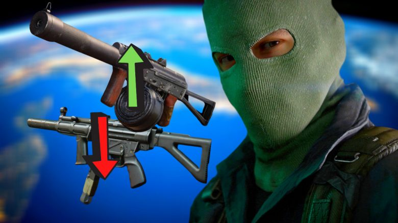 CoD Cold War nerft die MP5 – Doch AK-74u ist eine Top-Alternative