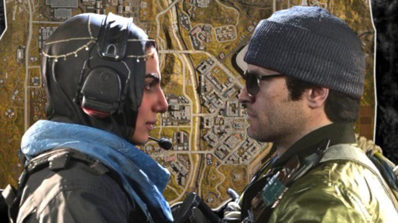 cod cold war warzone farah adler map titel