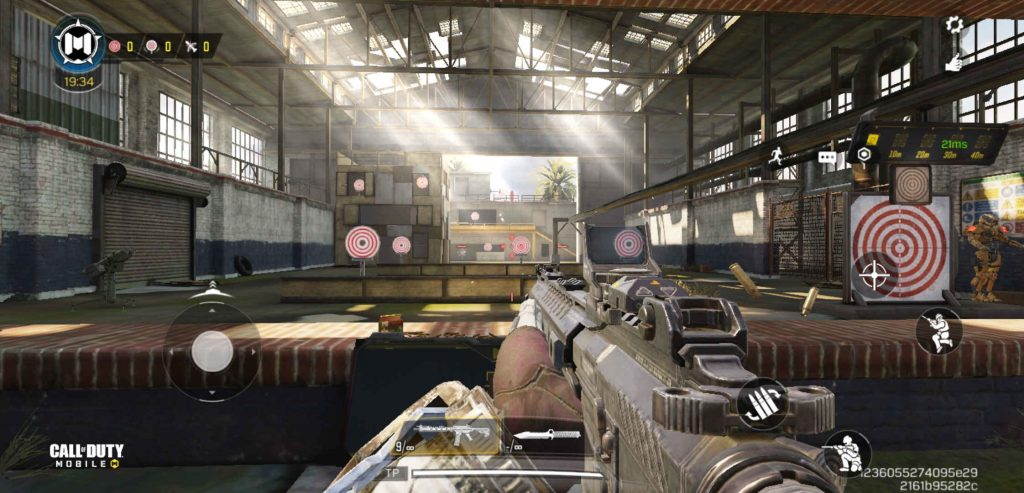 cod mobile firing range