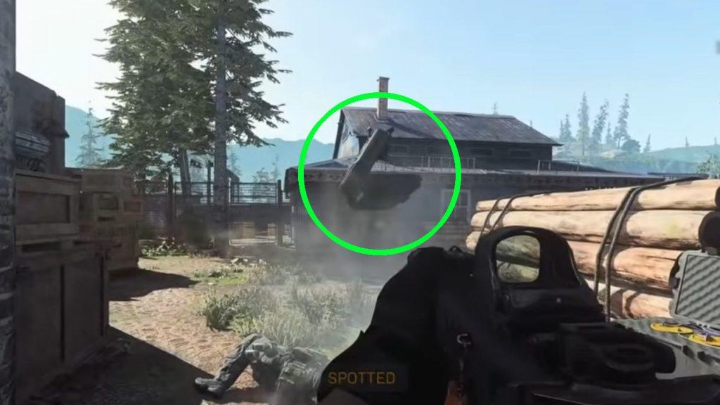 cod modern warfare drohne fliegende bombe